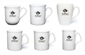 AntiBug Promotional Mugs