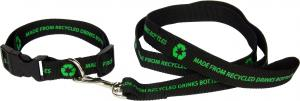 Dog Lead and Collar - Recycled PET