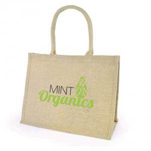 Chow Natural Jute Shopper