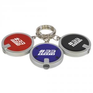 Sphere Keyring Torch