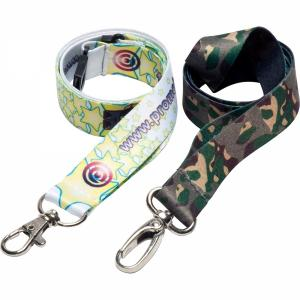 Dye Sublimated Printed Lanyard
