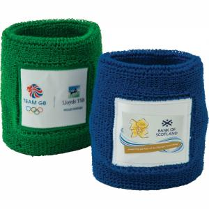 Towelling Sweat Wrist Bands