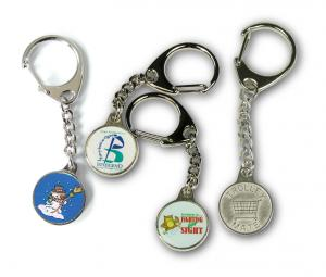Trolley Mate Keyring