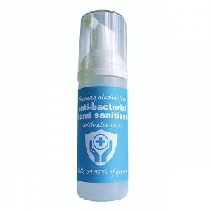 Foaming Antibacterial Hand Sanitiser, 50ml