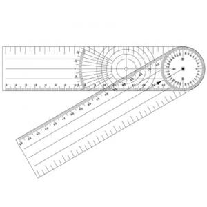 Goniometer Slide Rule