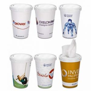 Tissue Drinks Cup