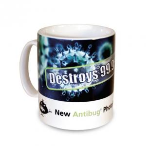 AntiBug Photo Mug