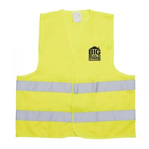 Hi Visibility Safety Vest