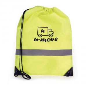 Celsius Hi Visibility Drawstring Bag