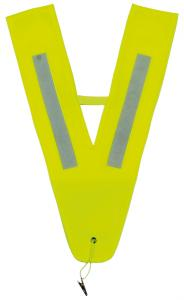 Hi Vis Fabric Collar