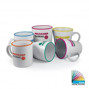 Halo Effect Printed Mugs