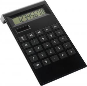 ABS Dual Powered Desk Calculator