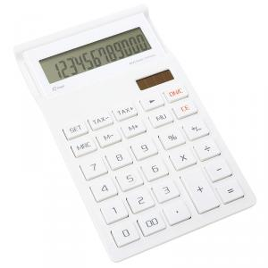 Collegio Large Calculator in White