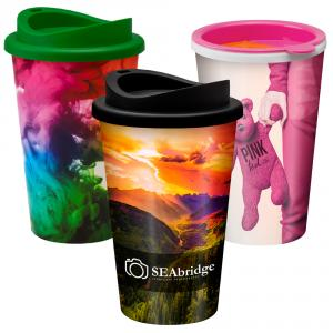 Full Colour Universal Travel Mug