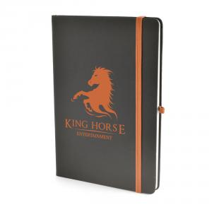 A5 Soft Finish Bowland Notebook With Lined Paper