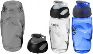 Gobi 500ml Transparent Sport Bottle