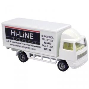Scale Model Delivery Truck
