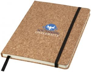 A5 Napa Cork Notebook With Cream Lined Paper