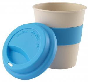 Eco Bamboo Mug-to-Go Cup